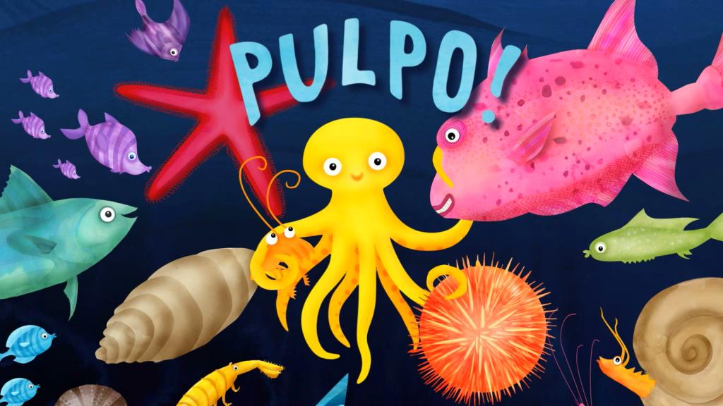 Pulpo iOS App