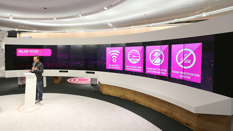 Telekom 360° Cloud Arena
