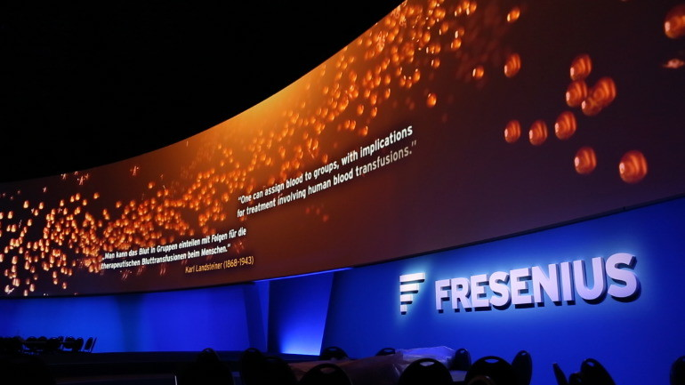 Fresenius Centennial Gala